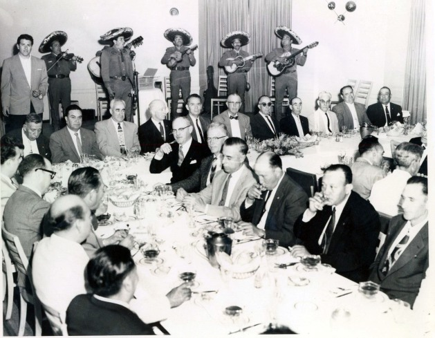 25 Year Club Dinner - April 1960