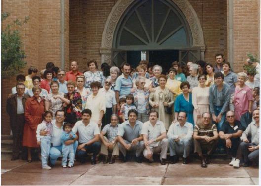 Avalos Reunion 1986 - 1