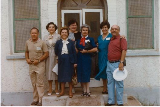 Avalos Reunion 1986 - 2