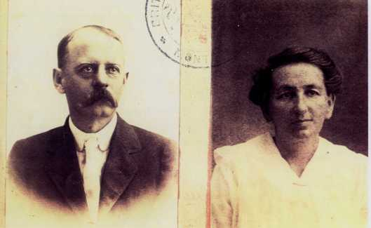 William and Catherine Decker Wilson