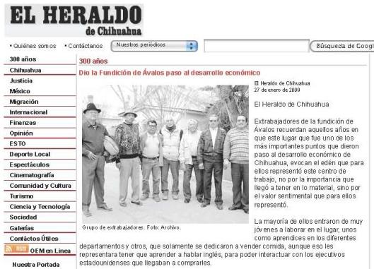 ElHeraldoDeChih_Dio la Fundición de Ávalos paso al desarrollo económico_Page_1