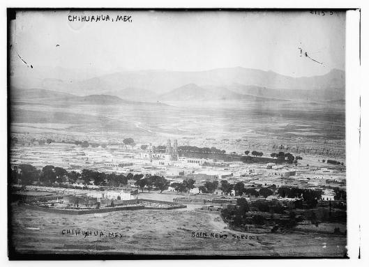 Ciudad Chihuahua, Mexico (no date available)