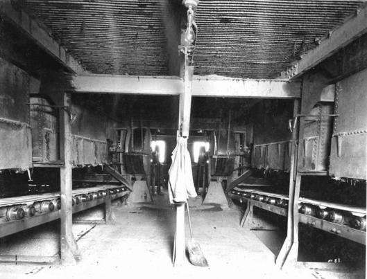 Inside the Ávalos Smelter