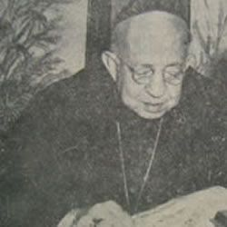 Don Antonio Guizar y Valencia