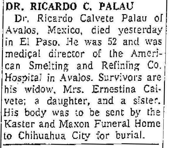 July 23, 1960 El Paso Herald Post