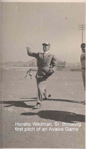 Horatio Wildman, Sr. - Superintendent, Avalos Smelter