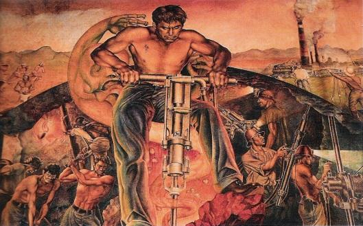 La Minería by Leandro Carreón