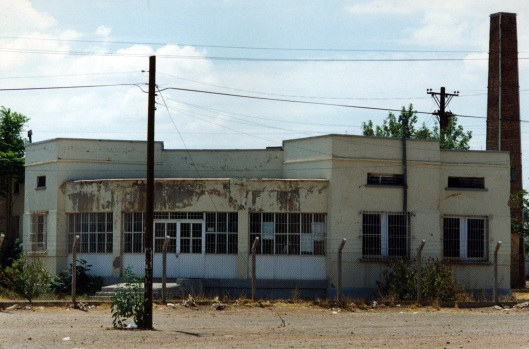 The Smelter Hospital in 1994