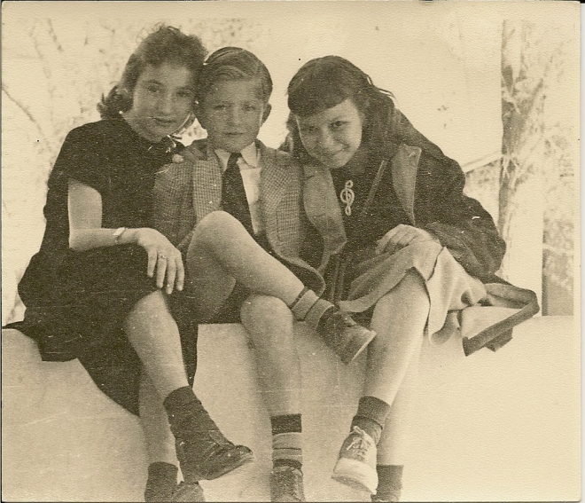 Catina Wilson, Tito Gutierrez and Coky Zangwill